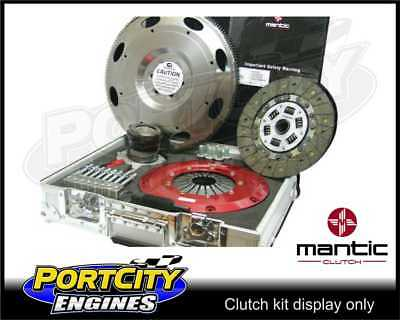 Mantic 9000 Twin Ceramic Plate Clutch Kit for Holden Commodore VE V8 LS2 6.0L