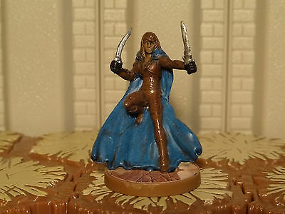 Mika Connour - Heroscape - Wave 12/D2 - Warriors of Eberron- Free Ship Available