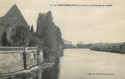 37 La Haye-Descartes La Creuse En Amont