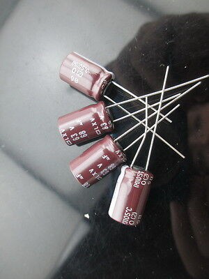10pcs NCC Nippon LXV 150mfd 63v 150uf high frequency electrolytic Capacitor
