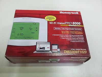 ^^^^^^ Honeywell WIFI Thermostat TH8320WF1029 Brand new in box no2 ^^^^^^^^^^
