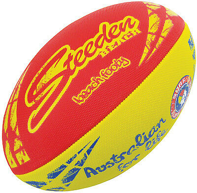 Steeden Surf Life Saving Association Beach Rugby Football + Free Aus Delivery