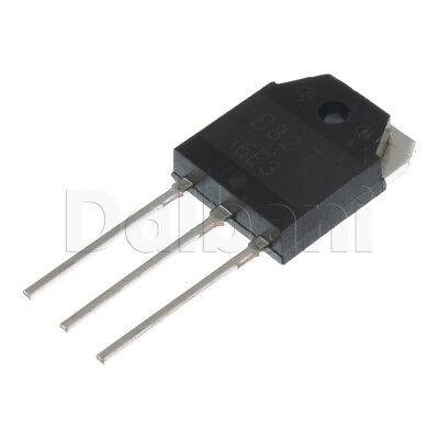 2SB827 10pcs New Replacement B827 Transistor Replace 2SB688 2SB817 2SB827