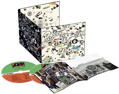 Led Zeppelin - Led Zeppelin 3 [New CD] Deluxe Edition