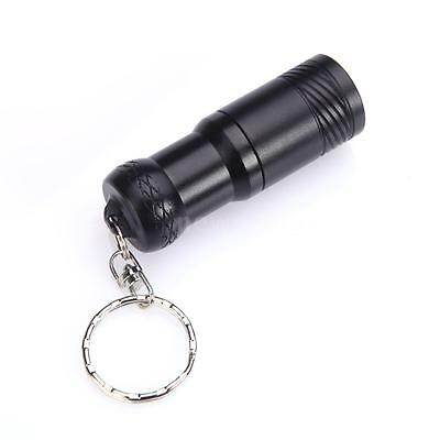 Mini 1600 Lumen Super Bright CREE XM-L T6 LED Flashlight Torch White Light Black