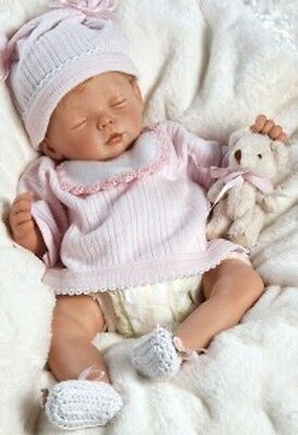 "Baby Penelope ~ 14"" Lovingly Handcrafted Vinyl Doll By Paradise Galleries!!!"
