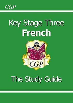 KS3 French: The Study Guide by CGP Books Paperback Book