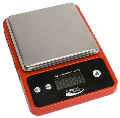 Feedback Sports Summit Digital Scale 16321 Table Top Weigh Bicycle Parts