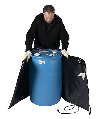 Drum Heater - Barrel Heater - Powerblanket BH30-PRO - 30 Gallon Drum Heater