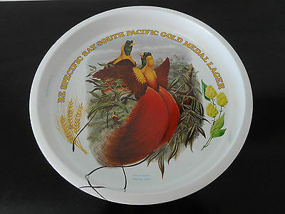 South Pacific Gold Medal Lager Tray