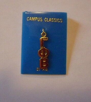Gamma Phi Beta charm sorority