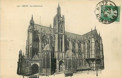57 METZ la cathedrale 30594