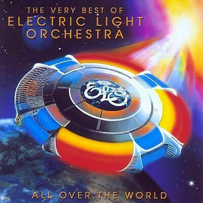 ELECTRIC LIGHT ORCHESTRA - All Over The World: Very Best Of CD *NEW* Greatest