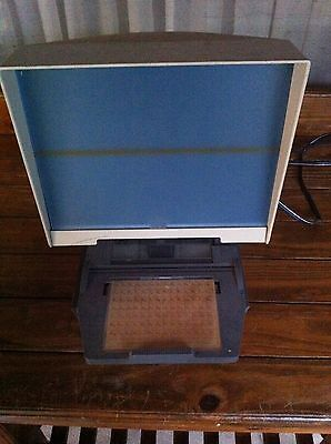 Vintage Realist C-1109 Microfiche by Anacomp - Working!
