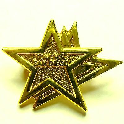 STARS - IQM USC San Diego, Information Quality Management, METAL PIN, 2001, p328