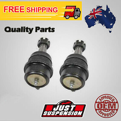 2 Front Upper Ball Joints Kit For Jeep Cherokee XJ 1994-2001