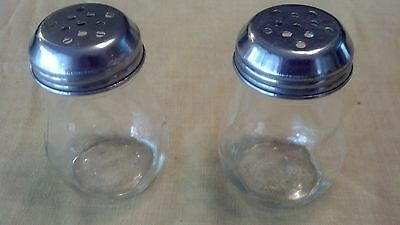 Condiment Shakers set of 2