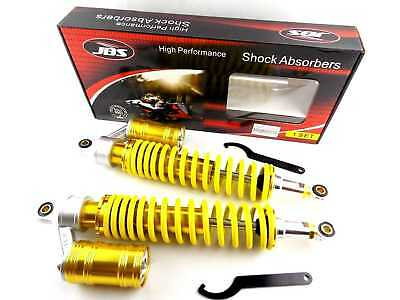 CAN-AM MX-6 250 400mm JBS REAR AIR/NITROGEN CELL SHOCK ABSORBERS GY
