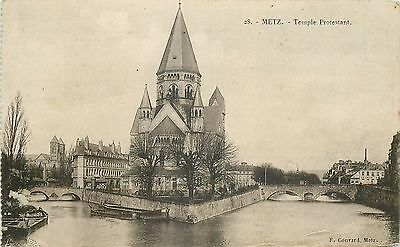 57 metz temple protestant
