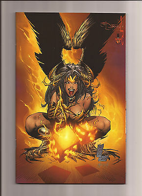 Darkness #25 Mint 9.9 Holofoil Edition 1:25 (Marc Silvestri Cover) 1999
