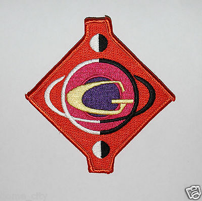 Our Man Flint - Galaxy Uniform Patch James Coburn / In Like Flint