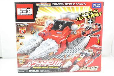 Tomica Takara Tomy Hyper Power Rescue Powered Drill Vehicle 03 Diecast Toy Car