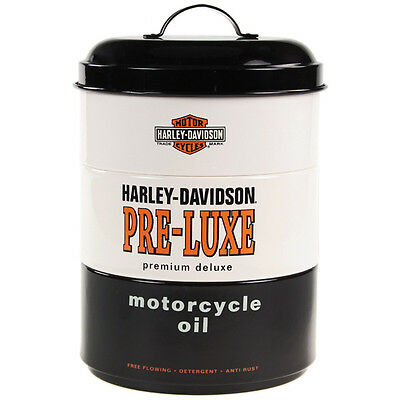Harley Davidson Pre Luxe Oil Can Logo