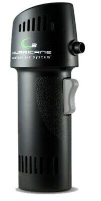 NEW Canless Air O2 Hurricane Industrial Rechargable Air Compressor Duster System
