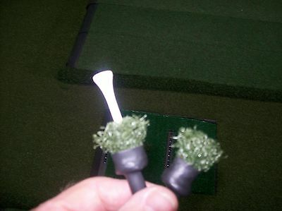 Optishot replacement tee solution - eliminates the rubber tee holder