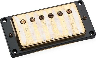 Seymour Duncan Antiquity Vintage PAF Humbucker Neck Pickup, Aged Gold Cover