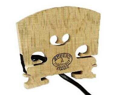Barcus-Berry 1320-B Violin Bridge with Embedded Piezo Pickup, Jack Not Included