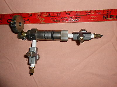 Compressed Air Repetitive Rotary Drive wPneumalead Actuator, SMC Control