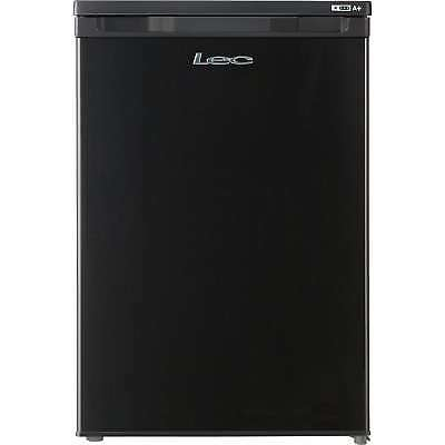 Lec U5511B A+ Rated 55cm 86 Litres 3 Drawers Under Counter Freezer in Black