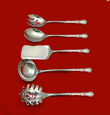 Buttercup by Gorham Sterling Silver Hostess Set 5pc. HHWS  Custom Made