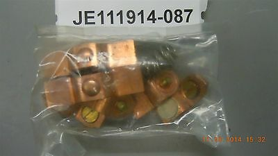 Joslyn Clark KTM33-1 Contact Kit NAED 56363 Size 3 3 POLE New in Box