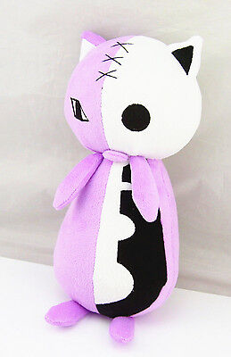 "12"" Panty And Stocking with Garterbelt Honekoneko Hollow Kitty Plush Doll Toy"