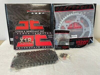 Yamaha R6 Chain And Sprocket Kit 99-02 Heavy Duty Gold X-Ring
