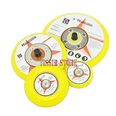 1INCH TO 5INCH SANDING PAD/POLISHING PAD FOR AIR SANDER Choose the Size