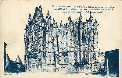 60 Beauvais Cathedrale 8770