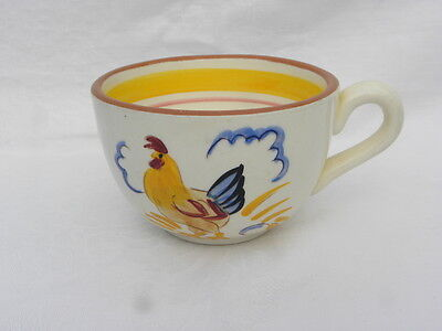 "Vintage Stangl ""Country Life"" Cup with Hen, #3946"
