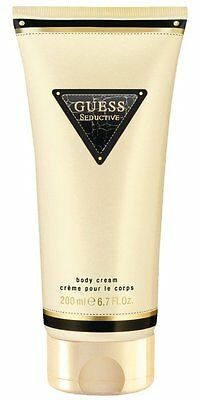 Guess Seductive By Coty Body Cream (Lotion) 6.7 oz 200ml NEW