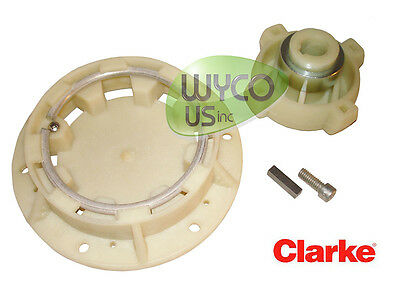 34400B, 833802, 808301, Gimbal Kit, Clarke Encore, Vision, Focus Floor Scrubbees