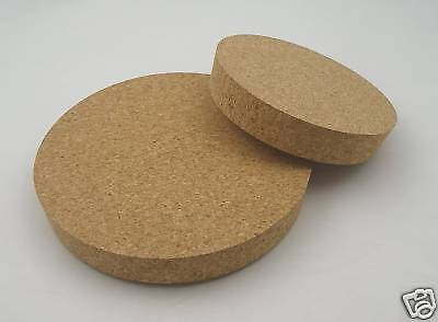 Tapered Cork Bung Top Lid Jar 125mm dia (size 40)