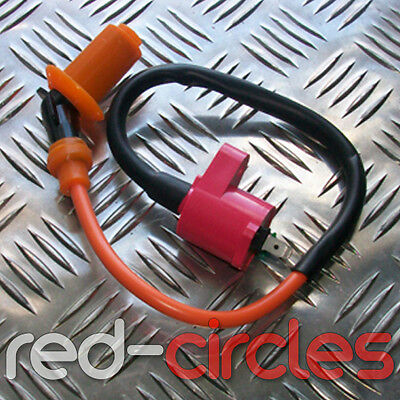 Honda Xr 600 R Xr600R Performance Ignition Coil Ht Lead And Cap