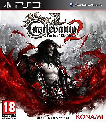 Castlevania: Lords of Shadow 2 (PS3) BRAND NEW SEALED