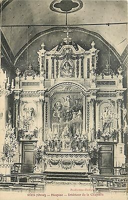 61 Sees Hospice Interieur Chapelle