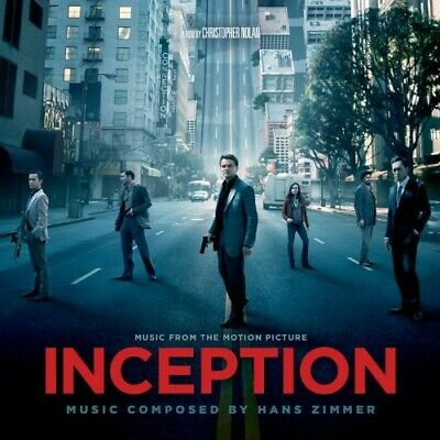 Hans Zimmer - Inception (Music From the Motion Picture) [New CD]