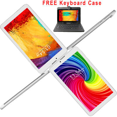 Unlocked! 7in 3G Phablet Smart Phone Tablet PC Android 4.4 w/ Free Keyboard Case