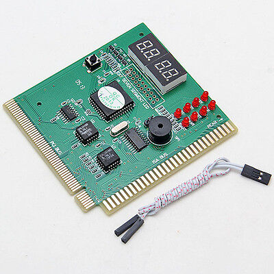 Powerful 4-Digit PC Analyzer Diagnostic Motherboard POST Tester Card