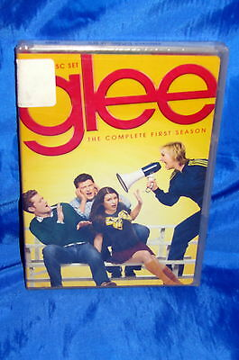 GLEE The Complete First Season DVD NEW IN PACKAGE
